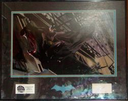 A Ross signed limited by Drknght61