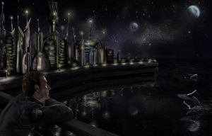 SGA: Night Reflections by Gnine