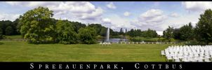 Spreeauenpark, Cottbus by freaky-x
