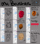 My Brushes by Junebuq