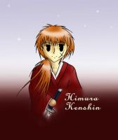 Rurouni Kenshin Fan art by LadyOfTheSea953