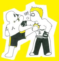 Fight by Minorea