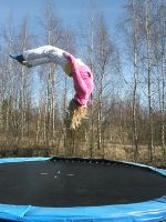 Stock: Trampoline 2 by aTTes-Stock