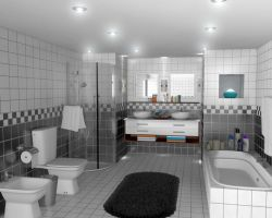 Bathroom 2 by osmanassem