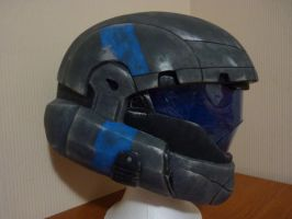 Halo Odst Helmet 3 by Beowyr