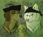Morskie Kundle - Sea Tramps by Botteled-Wolf