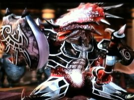 Aeon Calcos - Soul Calibur IV by LightTheDragon19