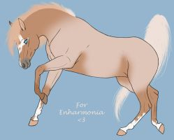 Design for Enharmonia by Paardjee