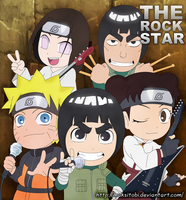 THE ROCK STAR by Epistafy