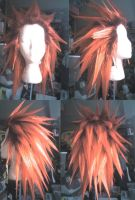 Axel wig by invader-gir