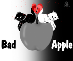 Bad Apple. by Violin-Requiem