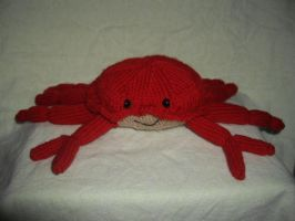 Cyril the Crab by holls