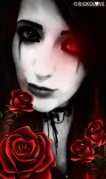 Demon Roses by G0DESIGNS