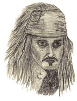 Captain Jack Sparrow's brother by JediKnight14