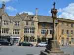 Market Cross, Stow-on-the-Wold by Irondoors