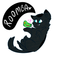 Rooma And Roomab by sharkpaw