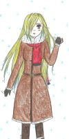 aph: Alaska (contest prize) by LoveEmerald