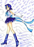 sailor mercury by TheNorthMint