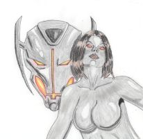 The New Face Of Ultron by Ririmu-Chan