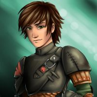 Hiccup in HTTYD2 by annaoi