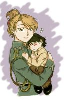 FMA: Riza's son by RGaijin