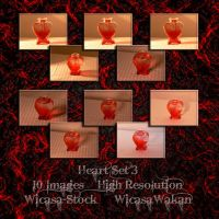 Heart set3 wicasa-stock by Wicasa-stock