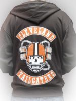 Cleveland Tailgaters - hoodie by Griggitee
