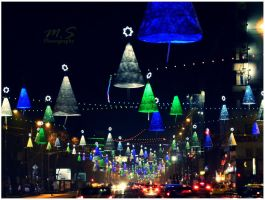 Christmas in Bucharest by moonik9