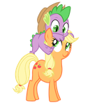 Applejacks Hat by LifelsPain