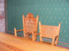Chairs 02 by Axy-stock