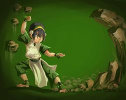 Toph by kissyushka