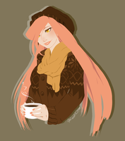 Coffee Feels by ophiurida