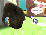 DAMN ROCK!!! by kamiase
