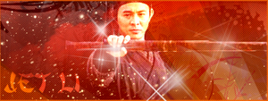 Jet Li Signature by Komic-Graphics