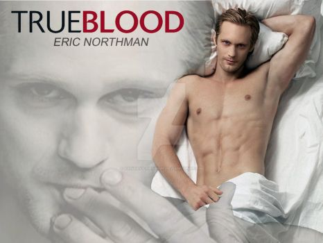True Blood- Eric Northman. by fantasy-passion