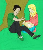Percabeth by Burdge-bug by Fanta-Style