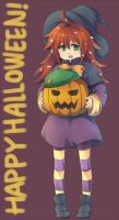 HTF-Happy Halloween by blsuki