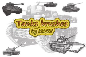 Tanks by MARY1976
