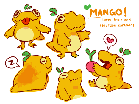 Mango by themsjolly