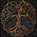 Celtic Knot Tree by lovemystarfire