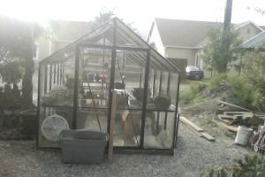 The Green House That I built. by PassionateMasochist