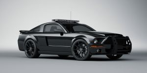 Ford Mustang GT500 KR by Rookie-