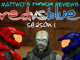 [Video Link] Random Reviews - Red vsBlue S1 by mattwo