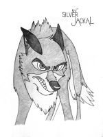 Balto sketch by Silverti