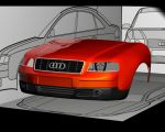 Audi A6 2002 WIP by ecco666