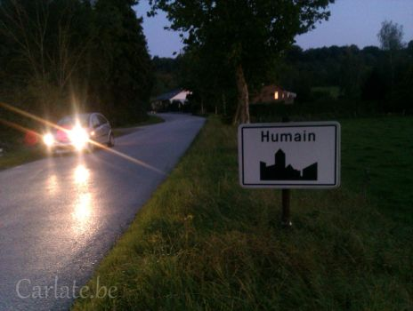 Destination Humain by Carlate