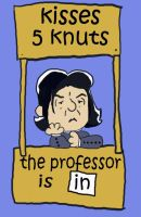 Peanuts Snape by tripperfunster