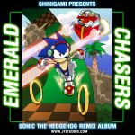 Emerald Chasers album cover by levonn78