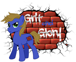 MLP OC Commission: Grit and Glory by Celticfan91