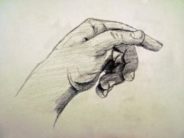 Hand-charcoal 2 by Psyxobgalths